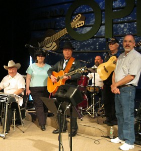 Emerald Valley Opry players